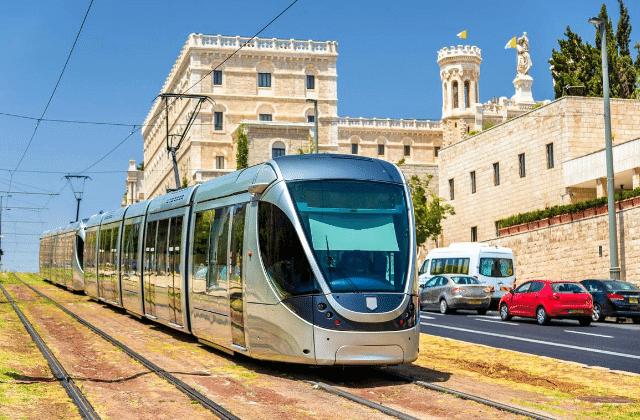 ירושלים, הרכבת הקלה