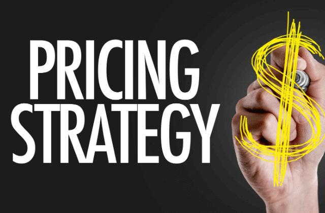 אסטרטגיית מחירים