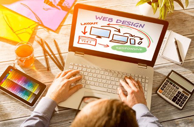 עיצוב ואיפיון אתרים