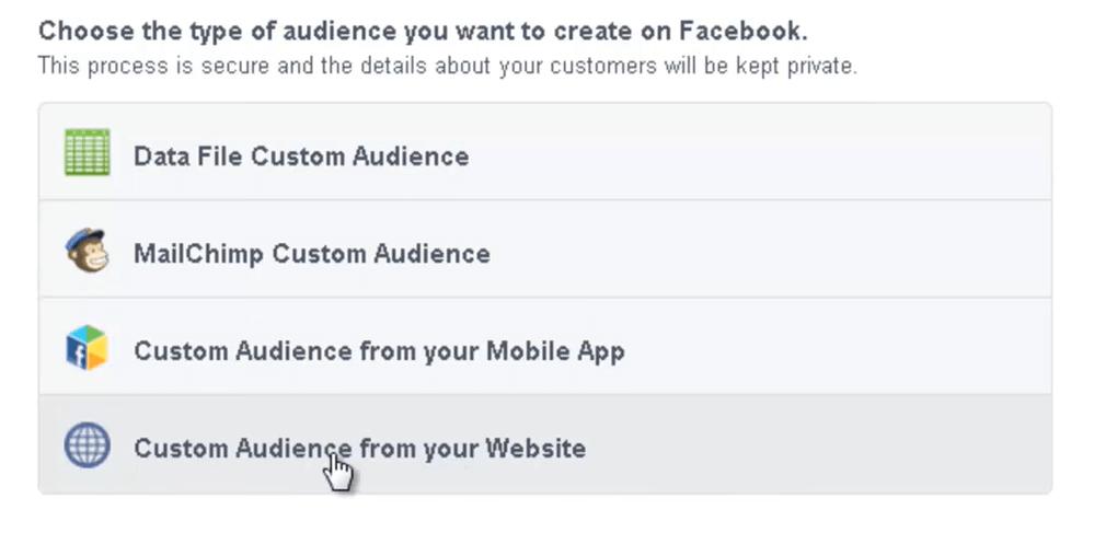 רימרקטינג בפייסבוק, הטעמת קוד | סער ברעם
